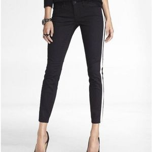 EXPRESS JEANS STELLA LOW RISE ANKLE jeans